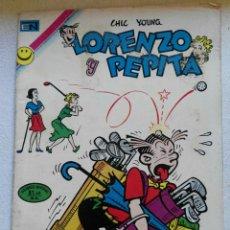 Tebeos: LORENZO Y PEPITA X LOTE. Lote 295952878