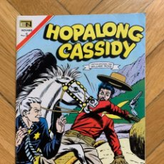 Tebeos: HOPALONG CASSIDY Nº 155 - EXCELENTE ESTADO - D3. Lote 296591593