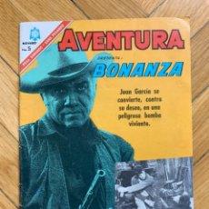 Tebeos: AVENTURAS PRESENTA BONANZA Nº 455 - MUY BUEN ESTADO - D3. Lote 296608988