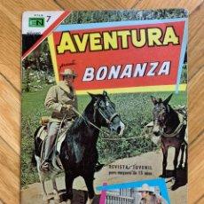 Tebeos: AVENTURAS PRESENTA BONANZA Nº 519 - MUY BUEN ESTADO - D3. Lote 296609358