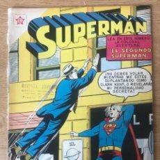 Tebeos: SUPERMAN 175 1959 EDICIONES RECREATIVAS NOVARO. Lote 296624318