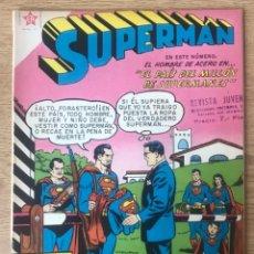 Tebeos: SUPERMAN 177 1959 EDICIONES RECREATIVAS NOVARO. Lote 296624913