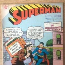 Tebeos: SUPERMAN 178 1959 EDICIONES RECREATIVAS NOVARO. Lote 296625153