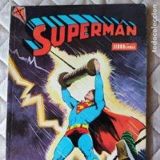 Tebeos: SUPERMAN (LIBROCÓMIC XXXVI) Nº 36 NOVARO. Lote 296696618