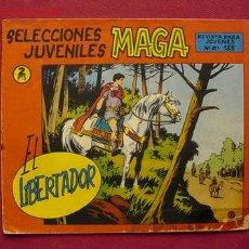 Tebeos: EL LIBERTADOR ( MAGA ) ..... ¡¡ Nº 1 !!. Lote 25186332