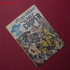 Tebeos: GARY COOPER (JOVI - 1950 ) ...¡¡ Nº 1 !!. Lote 26660532