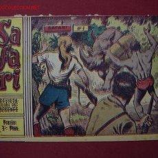 Tebeos: SAFARI 2ª (RICART - 1963) ...¡¡ Nº 1 !!. Lote 26007161
