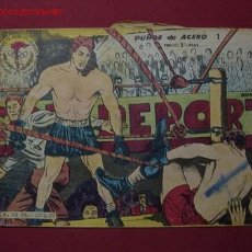Tebeos: AVENTURAS DEPORTIVAS 3ª (RICART - 1964) .... ¡¡ Nº 1 !!. Lote 27079777
