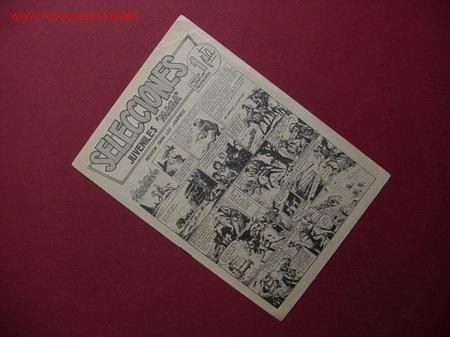 SELECCIONES JUVENILES MAGA (MAGA - 1961) .... ¡¡ Nº 1 !! (Tebeos y Cómics - Números 1)