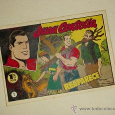 Tebeos: JUAN CENTELLA (H. AMERICANA - 1955). ¡¡ Nº 1 !!. Lote 27125813