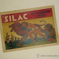 Tebeos: SILAC (VALENCIANA). ¡¡ Nº 1 !!. ¡¡ DIFICILISIMO !!. Lote 26660529