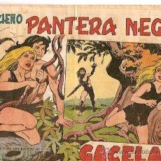 Tebeos: PEQUEÑO PANTERA NEGRA Nº 125 EDITORIAL MAGA ORIGINAL Nº 1 DE LOS APAISADOS. Lote 26424790