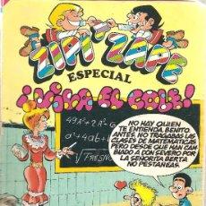 Giornalini: ZIPI Y ZAPE ESPECIAL VIVA EL COLE Nº 114. Lote 19793165