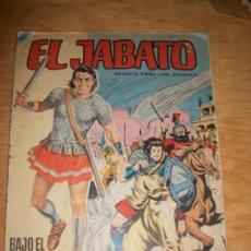 Tebeos: EL JABATO ALBUM GIGANTE Nº 1 EDITORIAL BRUGUERA 1966. Lote 27421683