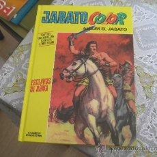 Tebeos: JABATO COLOR ALBUM EL JABATO Nº 1,LOTE MA,CAJA 4.. Lote 21857084