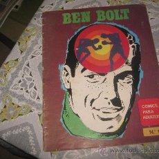 Tebeos: BEN BOLT Nº 1,MAISAL,LOTE MA,CAJA 6.. Lote 22014565