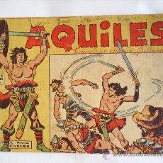 Tebeos: NUMERO 1 DE AQUILES 1965 ORIGINAL EDITORIAL MAGA , VER FOTOS. Lote 26340461