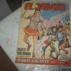 Tebeos: JABATO ALBUM GIGANTE Nº 1.. Lote 23004738