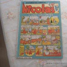 Tebeos: NICOLAS ,Nº 1,CLIPER.. Lote 27120183