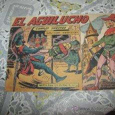 Tebeos: EL AGUILUCHO Nº 1,MAGA.. Lote 27587733