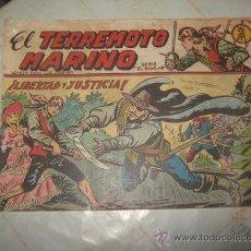 Tebeos: TERREMOTO MARINO Nº 1,MAGA. Lote 24210406