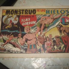 Tebeos: FLAS GORDON Nº 1,AÑOS 40,HISPANO AMERICANA.. Lote 24336641