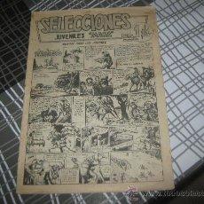 Tebeos: SELECCIONES JUVENILES MAGA Nº 1.. Lote 25246880