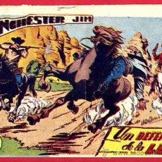Tebeos: WINCHESTER JIM, , Nº 1 , UN DEFENSOR DE LA LEY , EDITORIAL RICART , ORIGINAL , C12. Lote 27235821