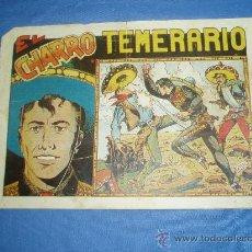 Tebeos: EL CHARRO TEMERARIO Nº 1. GRAFIDEA. ORIGINAL.. Lote 27511733