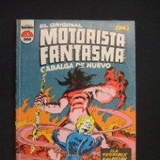 Tebeos: COMICS FORUM - EL ORIGINAL MOTORISTA FANTASMA CABALGA DE NUEVO - Nº 1 - EDIT. PLANETA-DE AGOSTINI. Lote 27669131