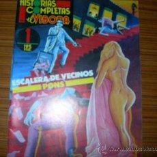 Giornalini: HISTORIAS COMPLETAS DE EL VIBORA Nº 1 DE EDICIONES LA CUPULA. Lote 28801137