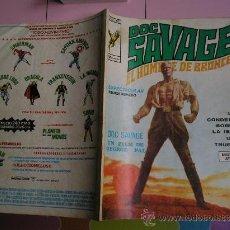 Tebeos: DOC SAVAGE EL HOMBRE DE BRONCE Nº 1. Lote 28933243