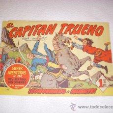 Tebeos: EL CAPITÁN TRUENO Nº 155, EDITORIAL BRUGUERA. Lote 30748770