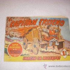 Tebeos: EL CAPITÁN TRUENO Nº 125, EDITORIAL BRUGUERA. Lote 30748857