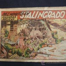 Tebeos: HAZAÑAS BELICAS - Nº 1 - 2ª SERIE - DIEZ MINUTOS EN STALINGRADO - EDIC. TORAY - . Lote 30881963