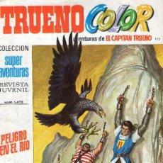 Tebeos: TRUENO COLOR Nº 175 - AÑO V - SUPERAVENTURAS Nº 1.473 - EDITORIAL BRUGUERA - AÑO 1972.. Lote 30903461