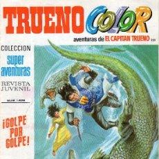 Tebeos: TRUENO COLOR Nº 201 - AÑO VI - SUPERAVENTURAS Nº 1.525 - EDITORIAL BRUGUERA - AÑO 1973.. Lote 30903798