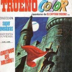 Tebeos: TRUENO COLOR Nº 218 - AÑO VI - SUPERAVENTURAS Nº 1.559 - EDITORIAL BRUGUERA - AÑO 1973.. Lote 30903951
