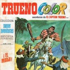 Tebeos: TRUENO COLOR Nº 225 - AÑO VI - SUPERAVENTURAS Nº 1.573 - EDITORIAL BRUGUERA - AÑO 1973.. Lote 30904080