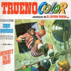 Tebeos: TRUENO COLOR Nº 269 - AÑO VII - SUPERAVENTURAS Nº 1.661 - EDITORIAL BRUGUERA - AÑO 1974.. Lote 30904381