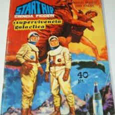 Tebeos: STARTRIP Nº 1- GRAPA - VILMAR 1970 - SUPERVIVENCIA GALACTICA - ORIGINAL. Lote 30972408