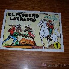 Tebeos: EL PEQUEÑO LUCHADOR Nº 1 Y 2 DE VALENCIANA . Lote 32078315