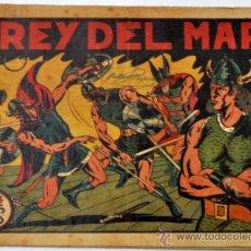 Tebeos: Nº 1 DE - EL REY DEL MAR - EDITORIAL VALENCIANA. Lote 32948301