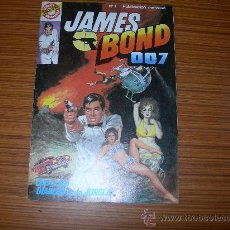 Tebeos: JAMES BOND 007 Nº 1 DE BRUGUERA . Lote 32632062