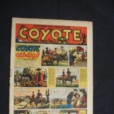 Tebeos: EL COYOTE - Nº 1 - EL COYOTE CABALGA - EDICIONES CLIPER -. Lote 33091031