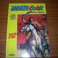 Tebeos: JABATO COLOR ALBUM Nº 1 DE PLANETA . Lote 33219487