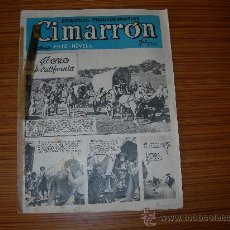 Tebeos: CIMARRON Nº 1 DE CLIPER. Lote 33404406