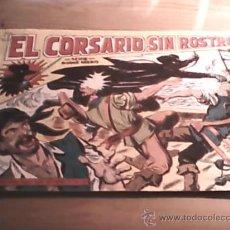Tebeos: EL CORSARIO SIN ROSTRO Nº 1. Lote 33431950