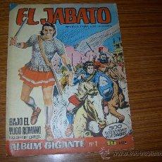 Tebeos: EL JABATO ALBUM GIGANTE Nº 1 DE BRUGUERA. Lote 33432693