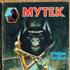 Tebeos: Nº 1 - MYTEK TIRÓN EL INVENCIBLE COMIC - MITEK. Lote 33741009